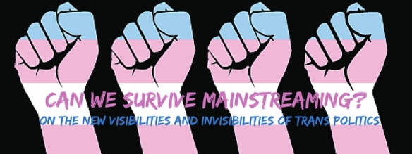 Can We Survive Mainstreaming_ On the New Visibilities and Invisibilities of Trans Politics.