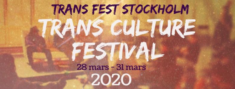 Trans Culture Festival Facebook cover